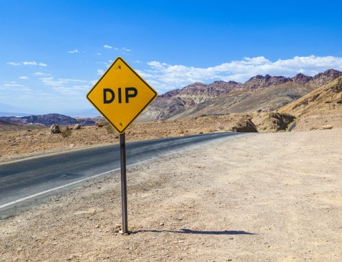 The Dip versus The Cliff: should you persevere or quit while you can?
