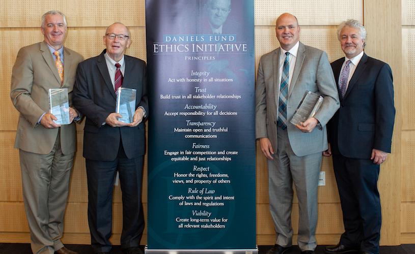Utah Ethical Leaders Awards 2018