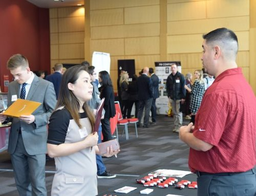 Gear Up for Success: Operations & Supply Chain career networking event
