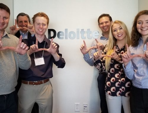 Eccles School team wins regional Deloitte FanTAXtic Tax Case Competition