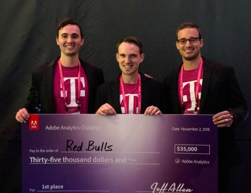 Eccles School's Full-Time MBA team wins Adobe Analytics Challenge