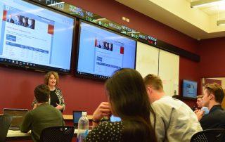 Finance Professor Elizabeth Tashjian named American College of Bankruptcy Fellow Student Investment Fund