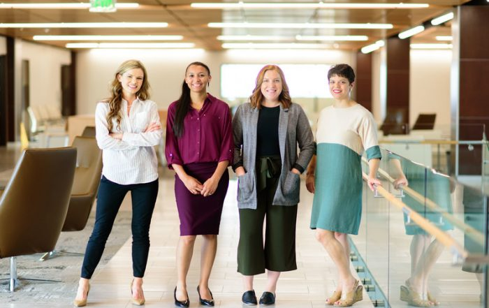 Four current and former MBA students came together to share their thoughts on achieving work-life balance while going to graduate school.