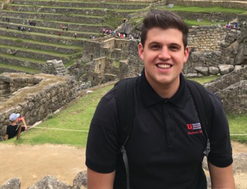 Future Alumni Feature Friday: Daniel von Wallwitz