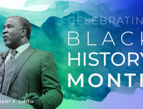 Black History Month: Robert F. Smith
