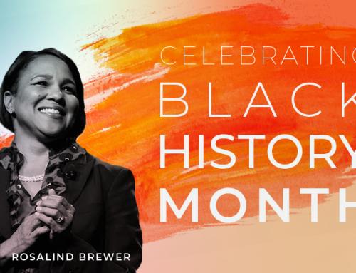 Black History Month: Rosalind Brewer