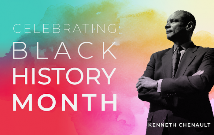 Black History Month Kenneth Chenault