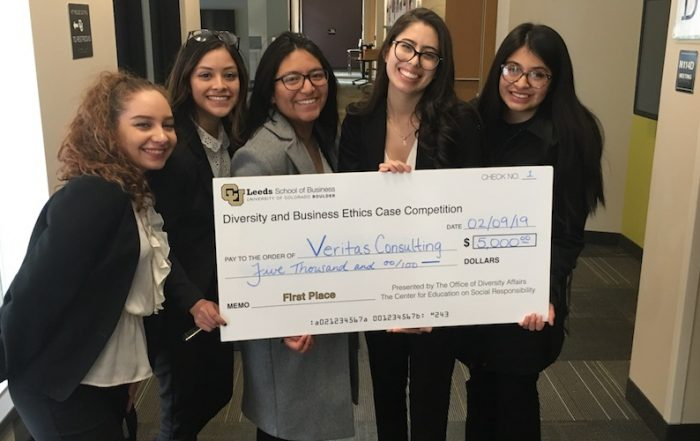 Business & Diversity Competition