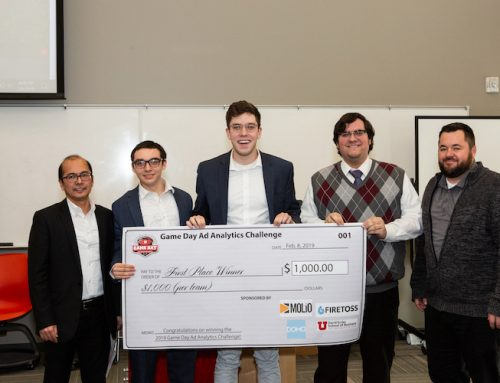 Congratulations to the winners of the 2019 Game Day Ad Analytics Challenge