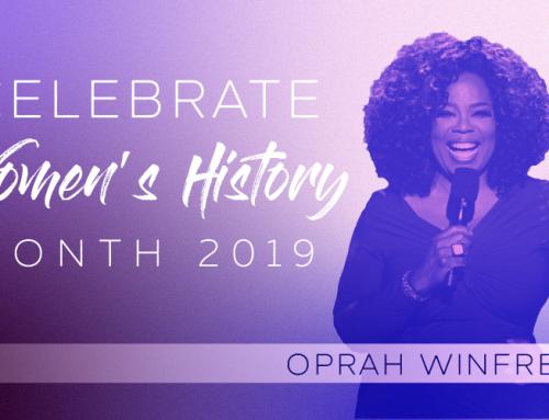 Women's History Month: Oprah Winfrey
