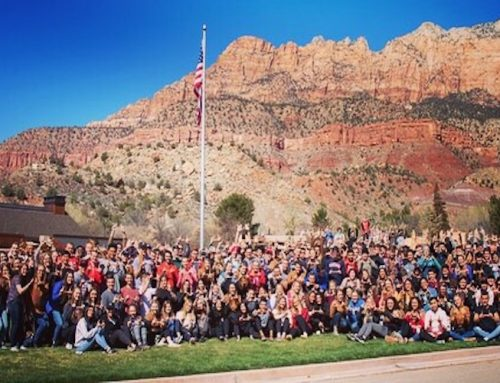 2019 Eccles School Zion Leadership Retreat