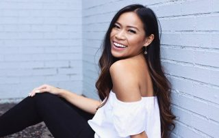 Those of you who know Michelle Bui, our April Alumni Takeover, know that she is one of a kind!