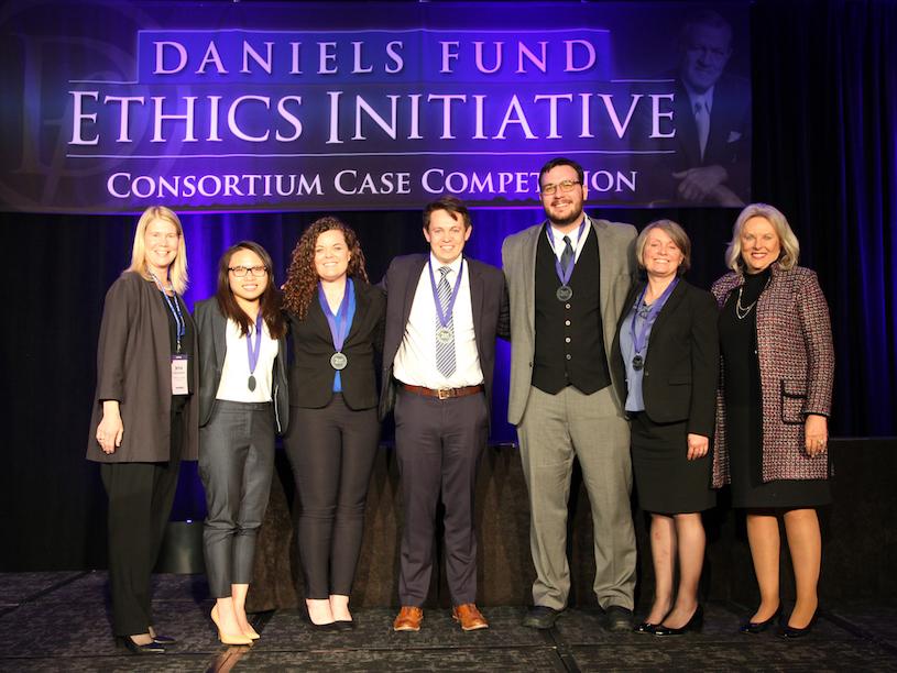 daniels fund grad second place 2019