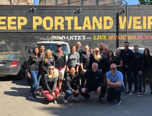 Real Estate Around the West Coast 2019 – Stop Two: Portland