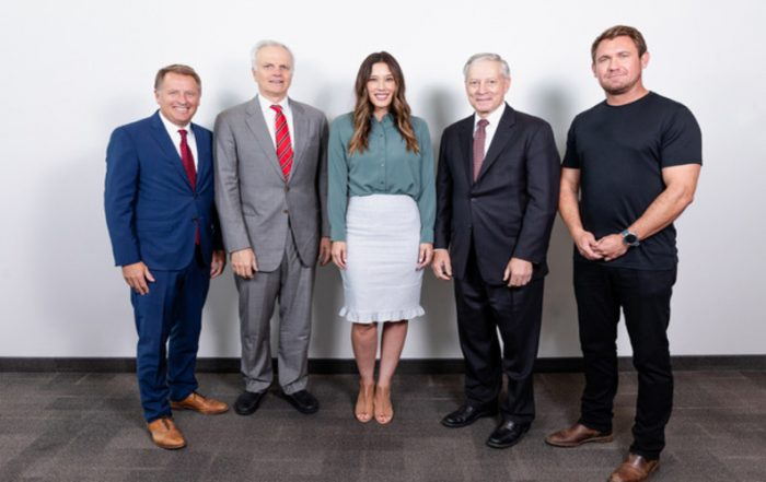 The David Eccles School of Business held it's 2019 Hall of Fame ceremony on Thursday, June 6, inducting four new members.