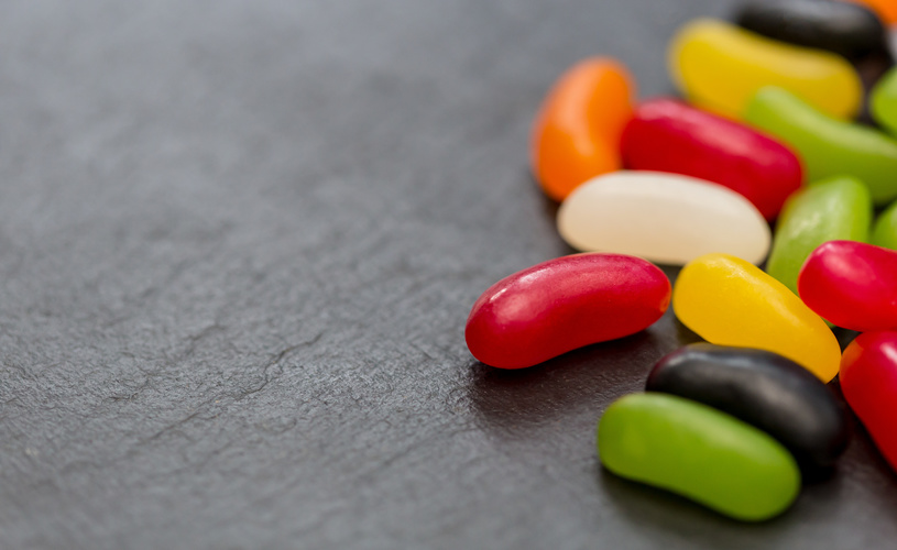"""Have Eccles School researchers Davidson Heath and Matthew Ringgenberg solved the so-called """"green jelly bean problem"""" when it comes to a popular experiment?"""