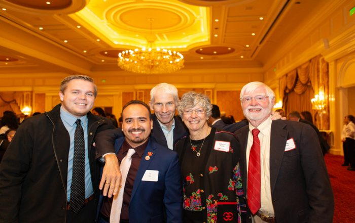 The David Eccles School recently honored scholarship recipients and donors at its 68th annual Scholarship Luncheon.