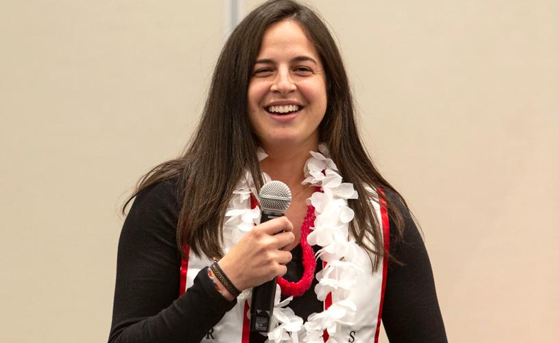Opportunity Scholars honors Fall 2019 graduates