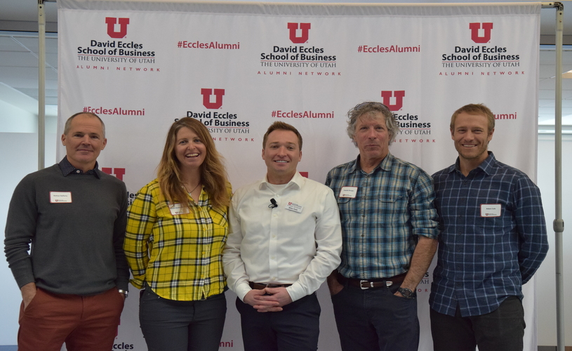 Three factors impacting outdoor industry business according to Eccles Alumni Forum panelists