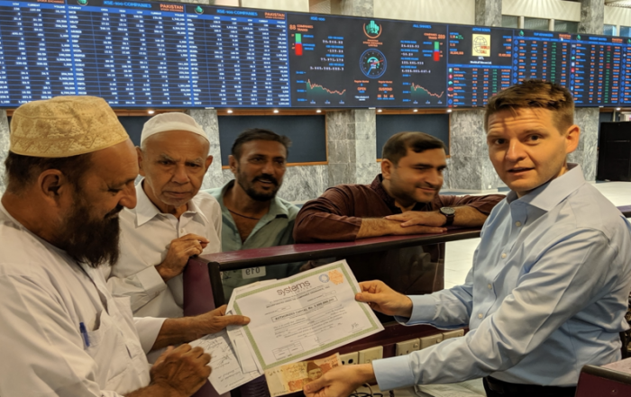 Traveling to 12 markets in 12 months shows the importance of finding untapped emerging markets that can only be discovered through direct contact.