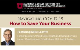 Navigating COVID-19 forum series