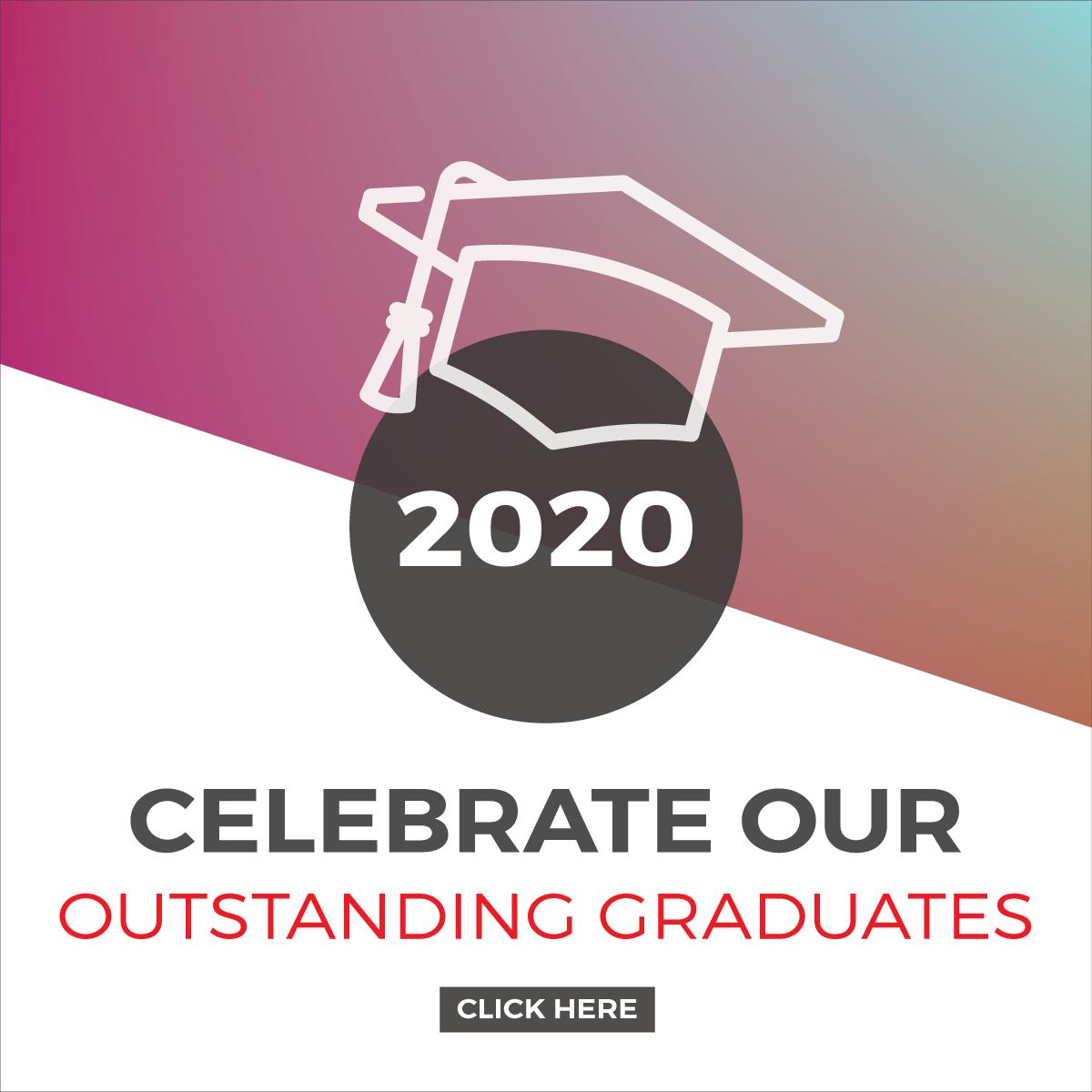 Outstanding 2020 Graduates