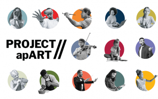 Project apART is encouraging creativity during the time of COVID-19