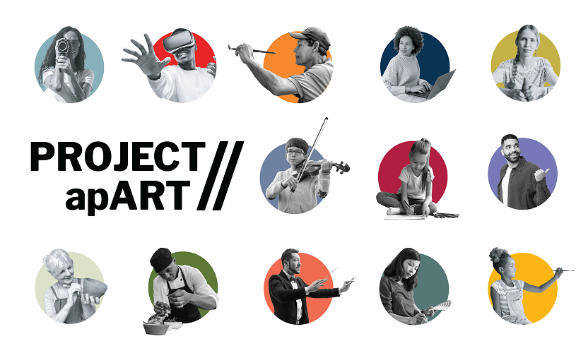 Project apART: Promoting continuous creativity amidst COVID-19