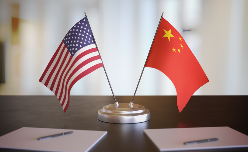 Congress is taking steps and starting to put pressure on China when it comes to complying with oversight on exchanges.
