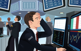Turns out we might still need humans on trading floors. New research from Eccles School professors Jonathan Brogaard and Matthew Ringgenberg