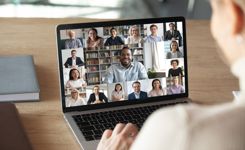 The remote work experience is largely dependent on the employees' home situation, says Eccles School management researcher Glen Kreiner.