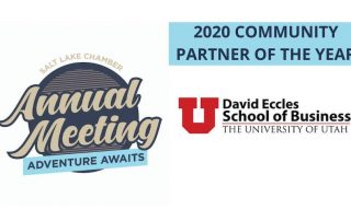 Salt Lake Chamber Community Partner of the Year