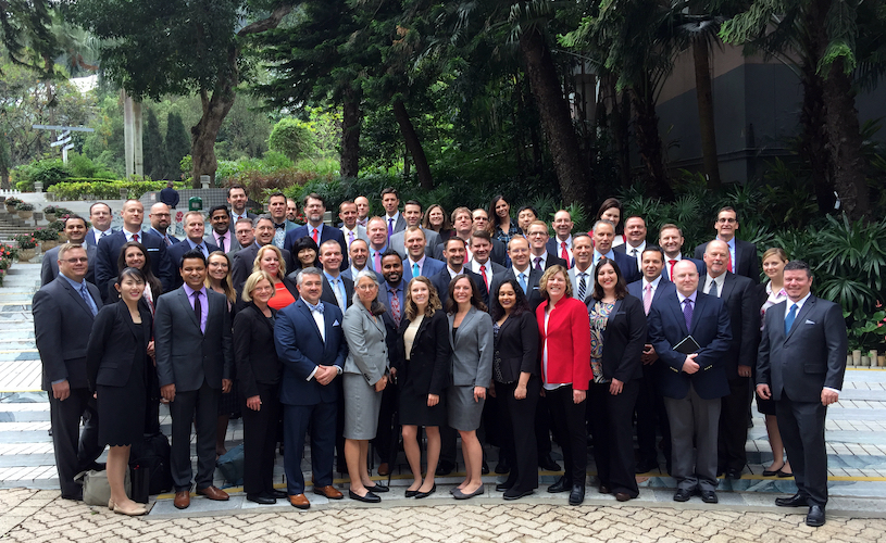 Executive MBA Program ranks Top 20 in the United States