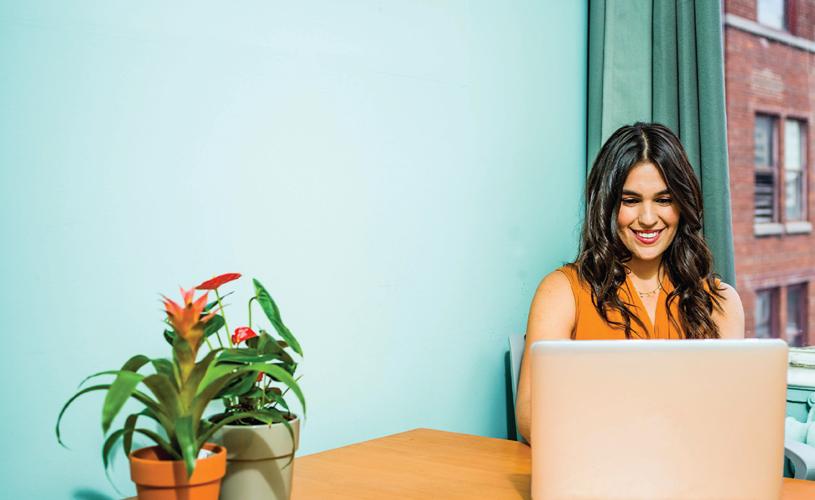 Creating your own career: Women in entrepreneurship