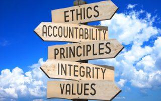 Ethics Club speaker discusses values