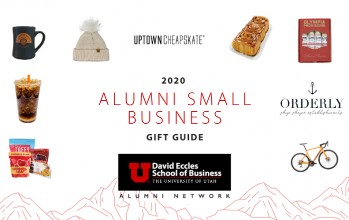 Celebrate Small Business Saturday with some of our alumni!