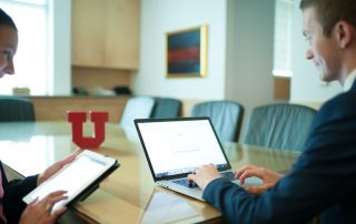 The Eccles School Online MBA program ranked No. 15