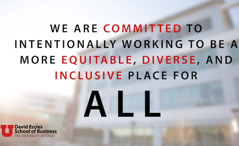 We are committed to Equity, Diversity, and Inclusion for all