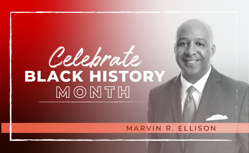 Black History Month: Marvin R. Ellison