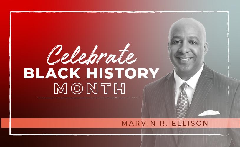Black History Month: Marvin R. Ellison