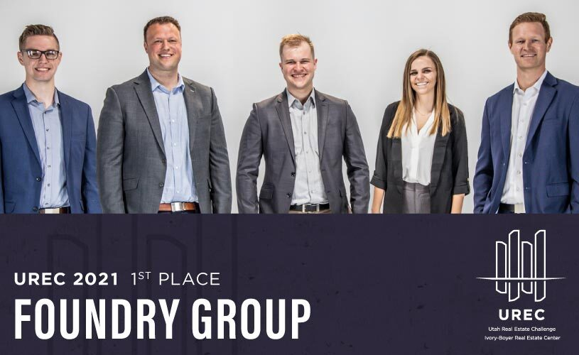 The Utah Real Estate Challenge (UREC) is an intercollegiate real estate development competition for undergraduate and graduate students throughout the state of Utah.