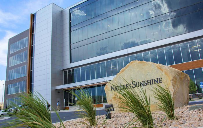 Nature's Sunshine HQ in Lehi