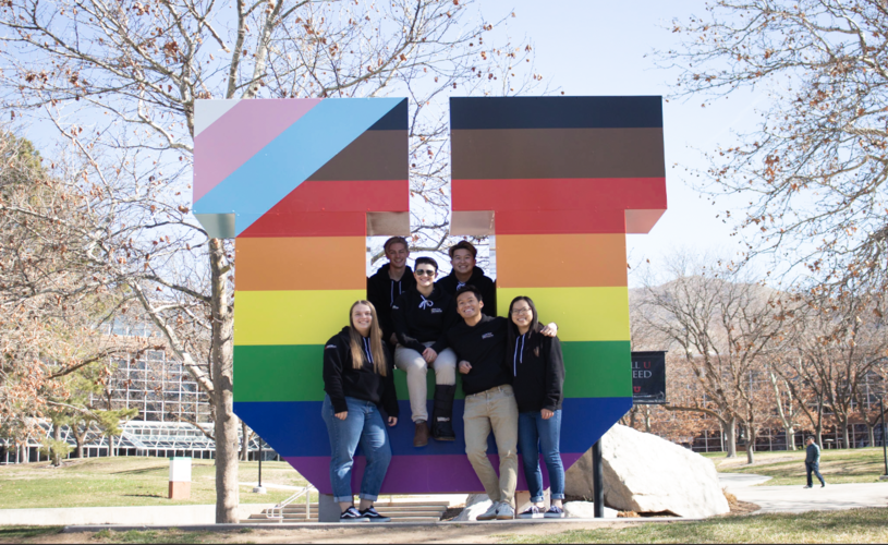Celebrate Pride with the David Eccles School of Business