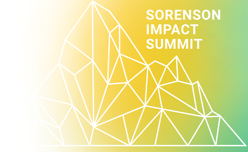 Five inspirational quotes from the Sorenson Impact Summit